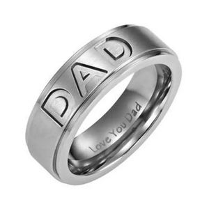Other - Dad ring fathers Day birthday jewelry